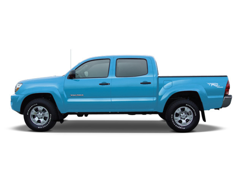Slide 1 of 8: 2007 Toyota Tacoma