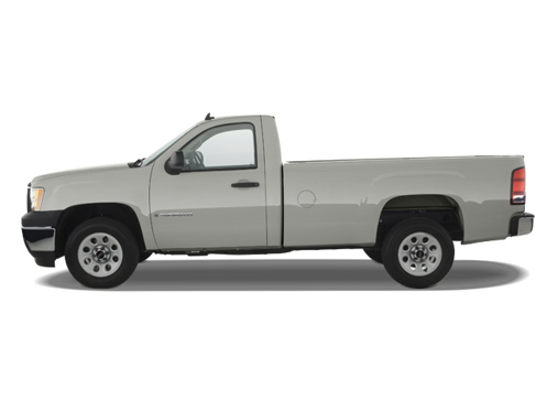Slide 1 of 23: 2008 GMC Sierra 1500