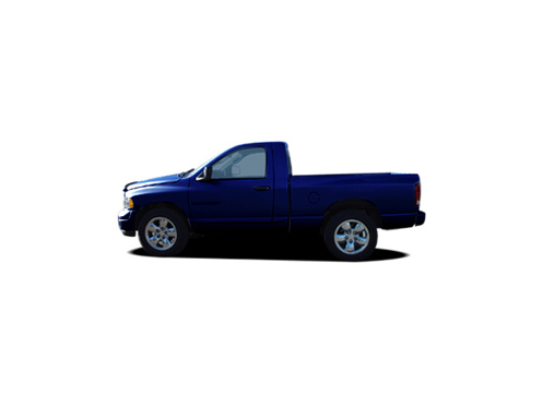 Slide 1 of 9: 2004 Dodge Ram 1500 Pickup