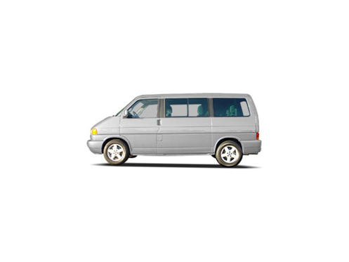 Slide 1 of 7: 2003 Volkswagen Eurovan