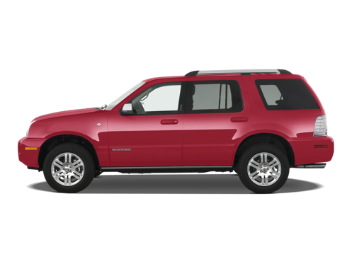 Slide 1 of 22: 2008 Mercury Mountaineer