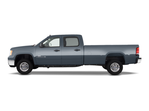 Slide 1 of 29: 2008 GMC Sierra 2500HD