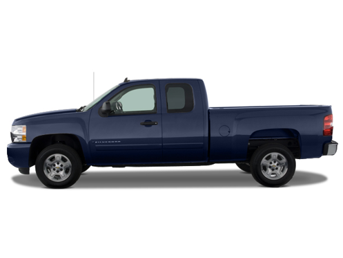 Slide 1 of 7: 2007 Chevrolet Silverado 1500