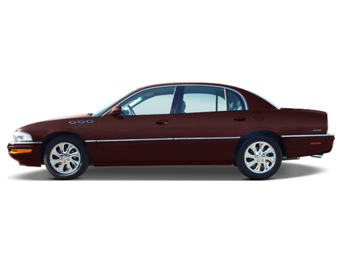 Slide 1 of 8: 2005 Buick Park Avenue