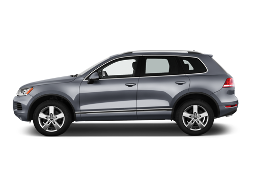 Slide 1 of 16: 2011 Volkswagen Touareg 2