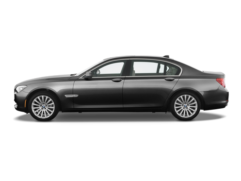Slide 1 of 34: 2012 BMW 7 Series