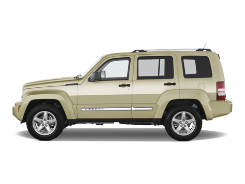 Slide 1 of 24: 2010 Jeep Liberty