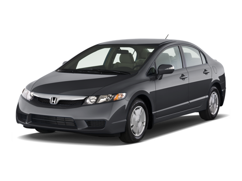 Slide 1 of 11: 2010 Honda Civic