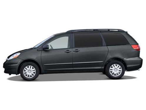 Slide 1 of 8: 2007 Toyota Sienna