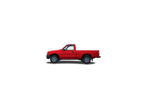 Slide 1 of 7: 2003 Toyota Tacoma