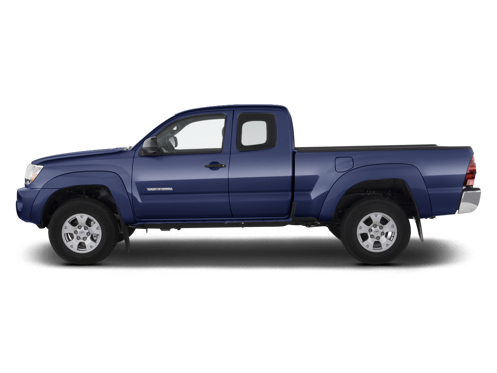 Slide 1 of 6: 2007 Toyota Tacoma