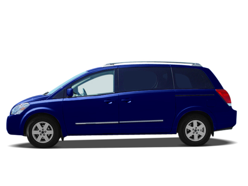 Slide 1 of 8: 2006 Nissan Quest