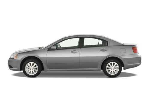 Slide 1 of 20: 2009 Mitsubishi Galant