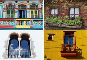 Beautiful windows from around the world