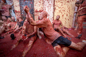 Food fight! La Tomatina and world's great epicurean battles