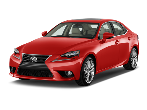 Slide 1 of 16: 2016 Lexus IS