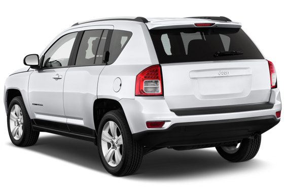 Slide 1 of 25: 2014 Jeep Compass