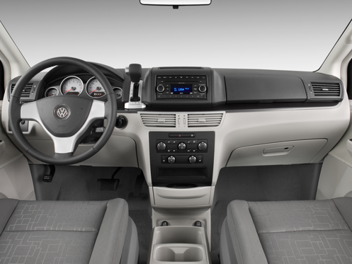 Slide 1 of 11: 2009 Volkswagen Routan