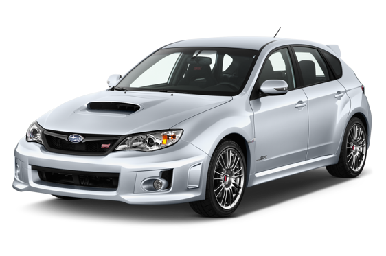 Slide 1 of 14: 2013 Subaru WRX STI
