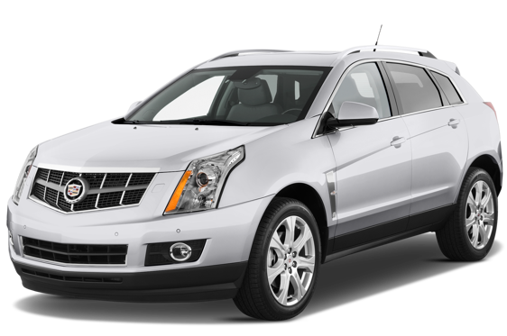 Slide 1 of 14: 2013 Cadillac SRX