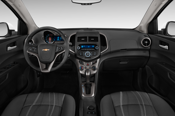 Slide 1 of 11: 2016 Chevrolet Sonic