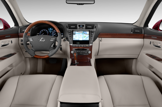 Slide 1 of 11: 2010 Lexus LS 460