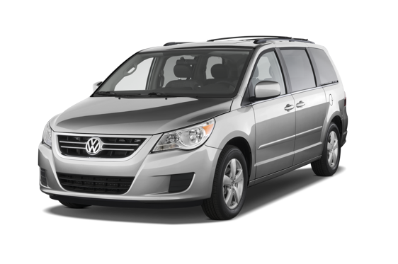 Slide 1 of 14: 2010 Volkswagen Routan