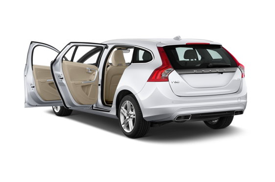 Slide 1 of 24: 2016 Volvo V60