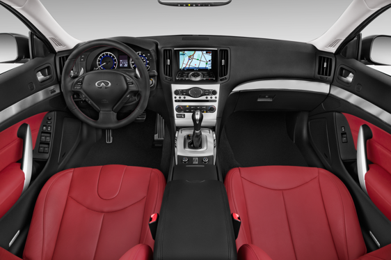 Slide 1 of 11: 2015 Infiniti Q60 Convertible