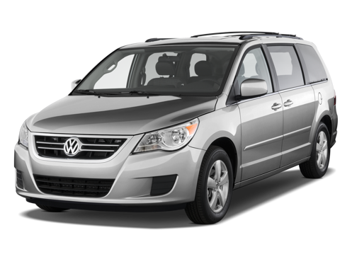 Slide 1 of 14: 2009 Volkswagen Routan