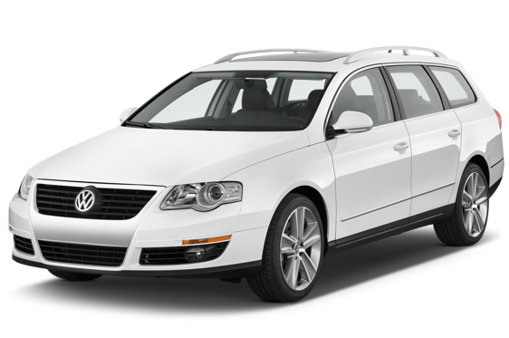 Slide 1 of 14: 2010 Volkswagen Passat Wagon