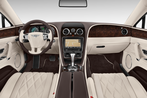 Slide 1 of 11: 2012 Bentley Continental Flying Spur