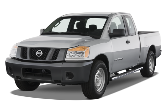 Slide 1 of 14: 2012 Nissan Titan