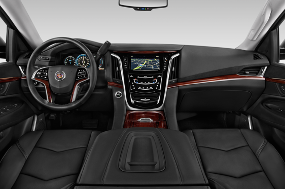 Slide 1 of 11: 2015 Cadillac Escalade