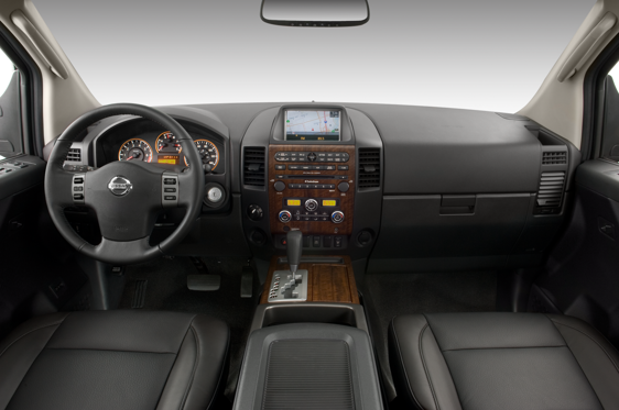 Slide 1 of 11: 2012 Nissan Titan