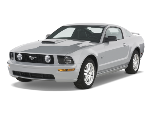 Slide 1 of 14: 2009 Ford Mustang