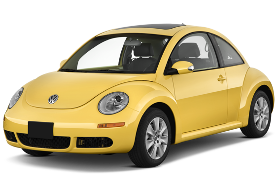 Slide 1 of 14: 2010 Volkswagen New Beetle
