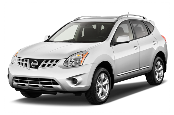 Slide 1 of 14: 2012 Nissan Rogue