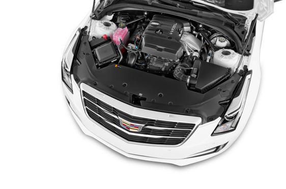Slide 1 of 25: 2016 Cadillac ATS Coupe