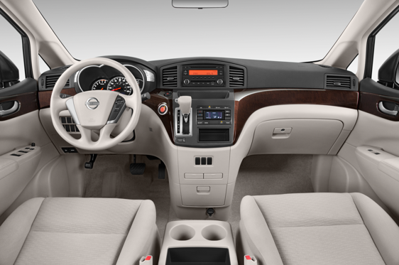 Slide 1 of 11: 2012 Nissan Quest