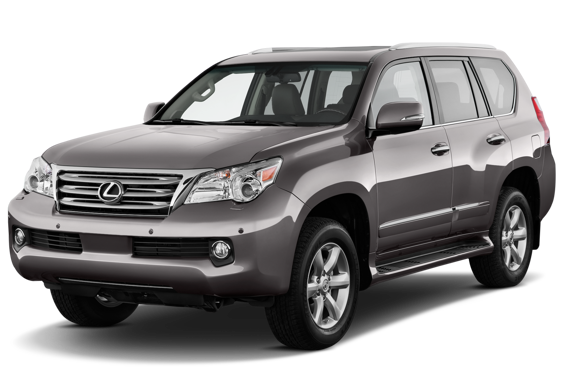 Slide 1 of 14: 2010 Lexus GX 460