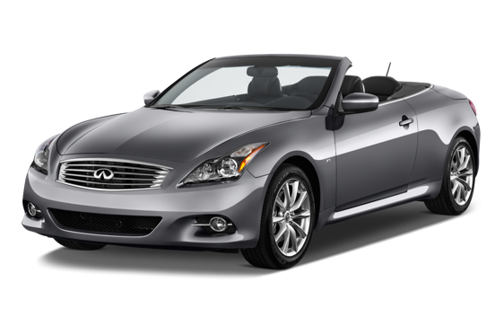 Slide 1 of 14: 2015 Infiniti Q60 Convertible