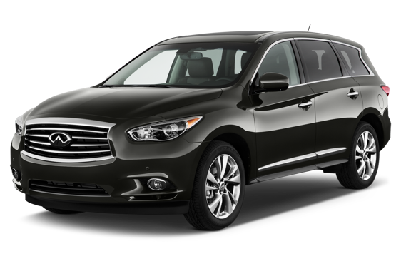 Slide 1 of 14: 2013 Infiniti JX35