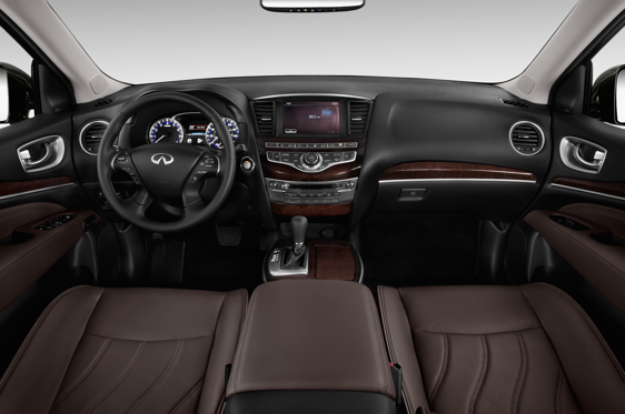 Slide 1 of 11: 2013 Infiniti JX35