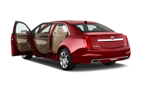 Slide 1 of 25: 2016 Cadillac CTS