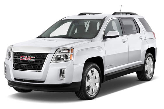 Slide 1 of 14: 2012 GMC Terrain