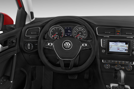 Slide 1 of 25: 2016 Volkswagen Golf Sportwagon