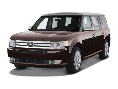 Slide 1 of 14: 2009 Ford Flex