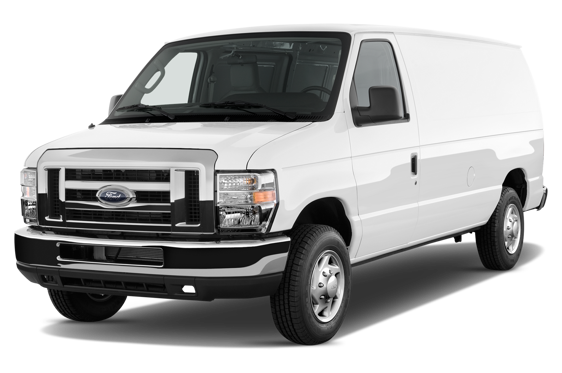 Slide 1 of 14: 2011 Ford E-Series Van