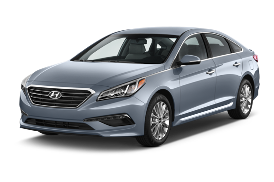 Slide 1 of 14: 2015 Hyundai Sonata